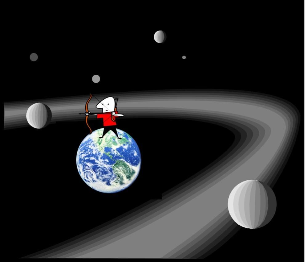 Asteroid Archer