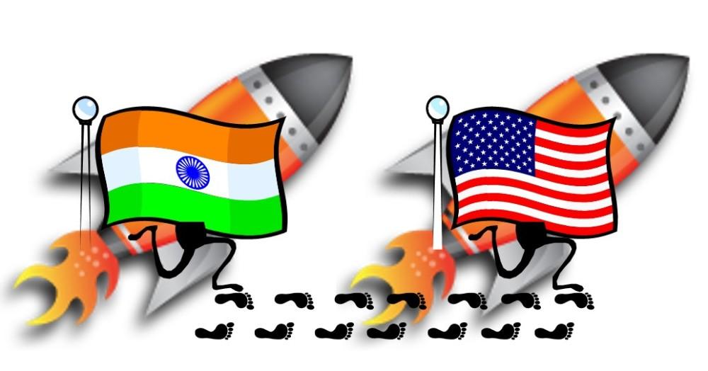 Indian footprints