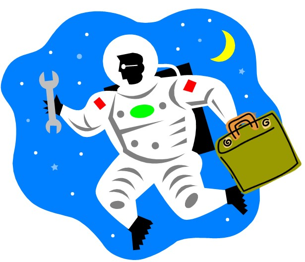Astronaut Pay