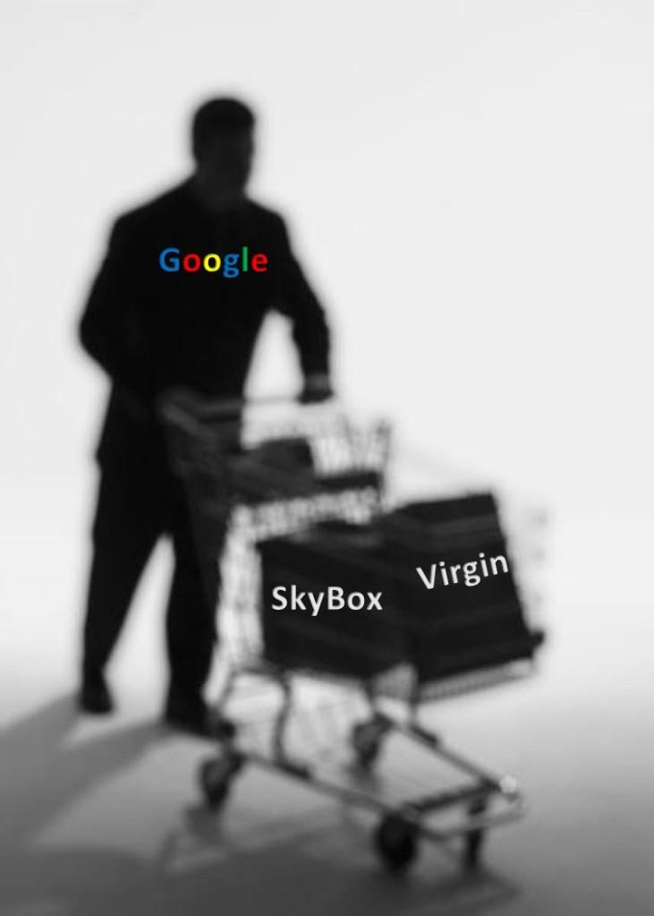 Google Shopping Spree