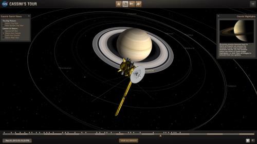 NASAs Eyes Cassini