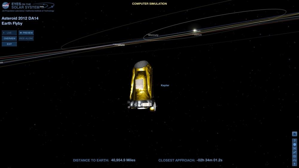 NASAs Eyes Kepler