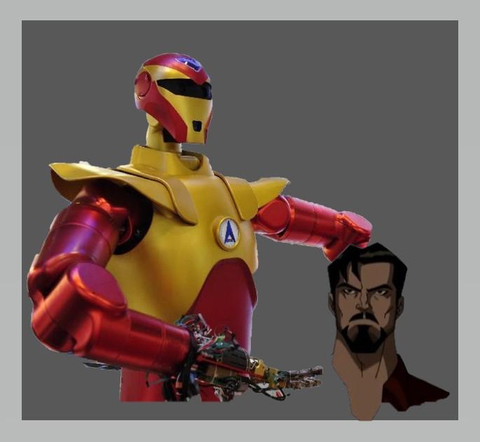 Stark China Man